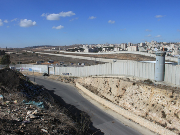 Since the beginning of the occupation in 1967 Israel has been actively suppressing Palestinians through a range of ever developing means. One of these tactics has included using a physical barrier. These barriers have had a dual purpose – on the one hand to constrain Palestinians and on the other to expropriate land for the purposes of settlement expansion. The first barrier was constructed around the Gaza Strip in 1994 and this was followed up with the erection of a wall for the purposes of cutting off the West Bank.